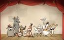 Видео к мультфильму «Большой злой лис и другие сказки» 2017 Трейлер №2 русский язык