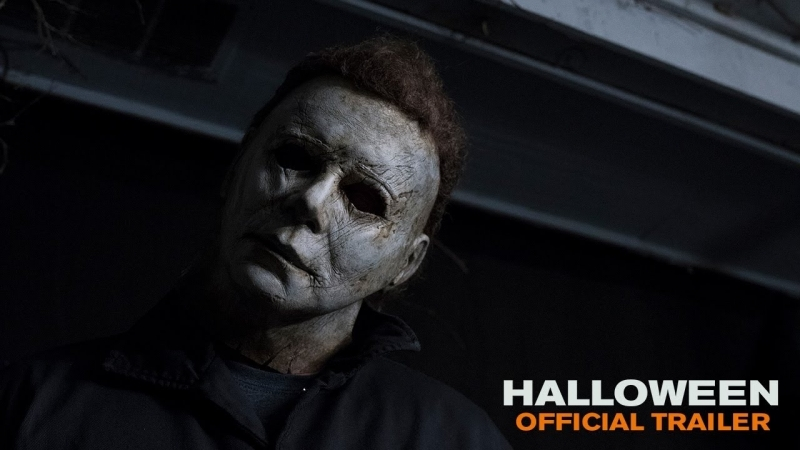 Хэллоуин   Halloween - Трейлер 2018   Full HD