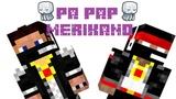 Minecraft Meme Mistik Pa Pap Merikano