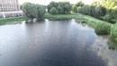 Лефортовский парк с квадрокоптера Июль 2015 года