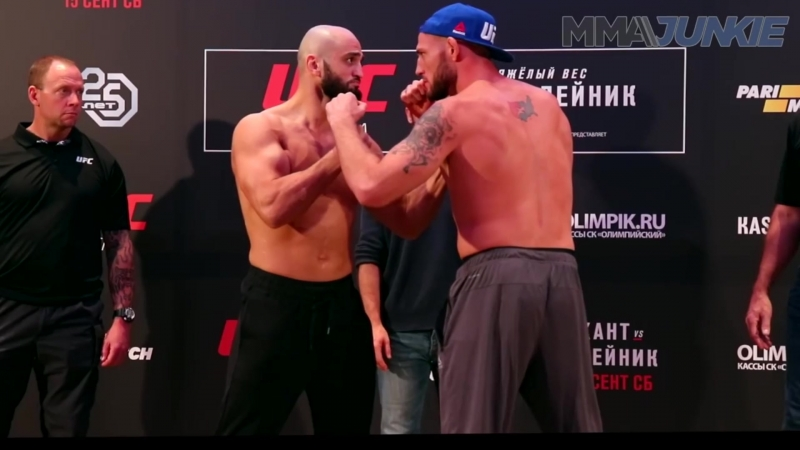 UFC Moscow Yandiev vs Johnson face off 1080p mp4