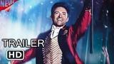 The Greatest Showman Official Trailer #2 2017 Hugh Jackman Zac Efron