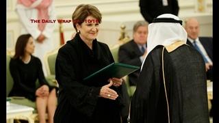 US Exploits Khashoggi For Saudi Arms Sale, TSA Biometric Control & Another Journalist Shot By Israel