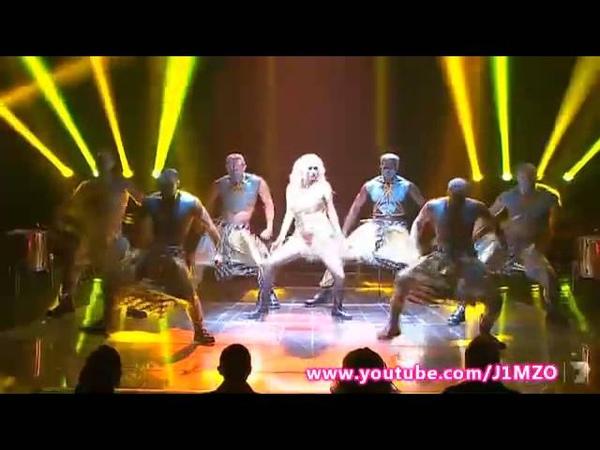 Ke$ha - Die Young - Live performance on The X Factor Australia 2012