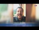 Salvini « Jen ai assez de voir dans nos villes des milliers de faux réfugiés » TF1, 24/08/18