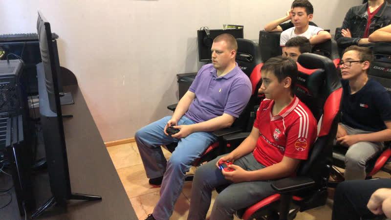 Турнир FIFA19