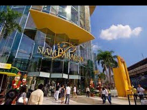 BANGKOK, the luxurious SIAM PARAGON SHOPPING MALL (Thailand)