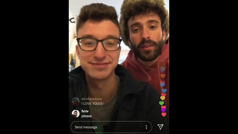 AJR Instagram Live - Full Video