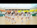 Kids Girl Group 코코공연실황K-pop rehearsal Performance video / Yangsan Area