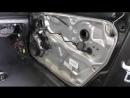 Skoda Superb 2003 - Заклинил замок передней двери