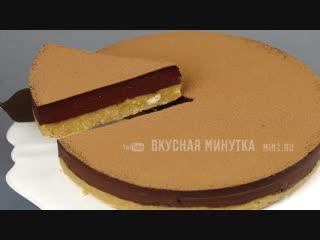 Шоколадный торт БЕЗ выпечки на раз-два! Вы влюбитесь в этот рецепт!~ Умный Дом ~