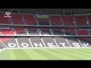 Поле стадиона «Донбасс-Арена» находится в хорошем состоянии