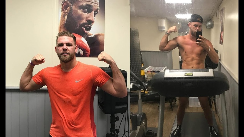 Billy Joe Saunders Boxing Training 2018