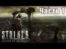 Сталкер тени Чернобыля Сталкер прохождение без комментариев STALKER 1 Часть