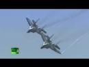 Стихия вооружений воздух — РТД Фильм СУ -34, СУ - 24, СУ-25, МИГ -29
