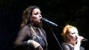 Jenny Berggren Ace of Base Live at Heviz Hungary