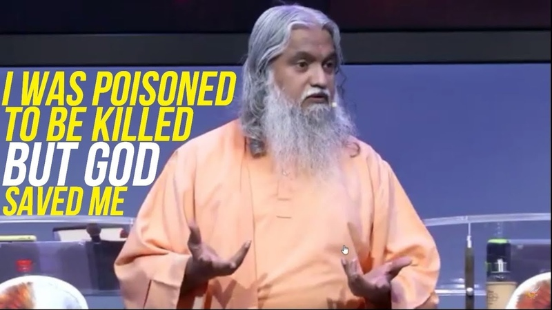 I Was Poisoned To Be Killed but God saved Me | Testimony | Sadhu Sundar Selvaraj