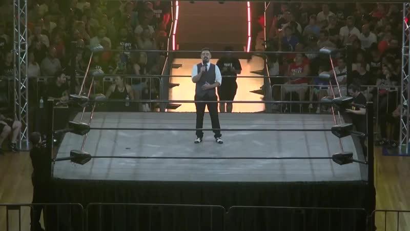NJPW 18.02.2018 02 Bonza vs Nagata
