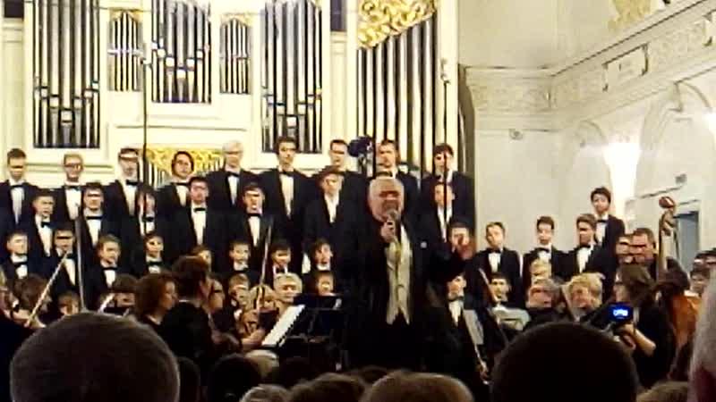 25 лет нижегородскому хоровому колледжу