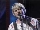 """Nirvana на церемонии """"VMA"""" в 1992 году (Скандальное выступление на MTV)"""