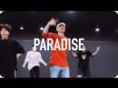 1Million dance studio Paradise - Benny Benassi & Chris Brown  Beginners Class