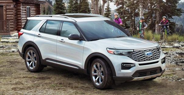 Ford представил внедорожник Explorer шестого поколения. Накануне автосалона в Детройте Ford официально представил новое поколение внедорожника Explorer, построенное на новой заднеприводной