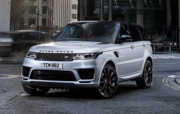 Гибридный Range Rover Sport привезут в Россию.
