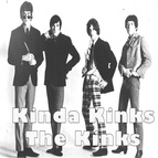 The Kinks альбом Kinda Kinks - The Kinks