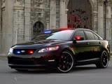 Ford Police Taurus Interceptor