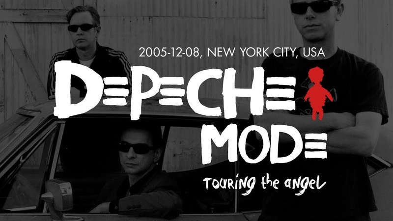 Depeche Mode - Touring The Angel (2005, New York, USA)(2005-12-08)(FULL CONCERT)