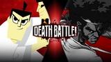 Samurai Jack VS Afro Samurai DEATH BATTLE!