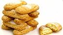 Печенье Савоярди ( Дамские пальчики ). Пошаговый видео рецепт быстро_к_чаю