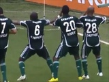Santos 3 x 4 Palmeiras - Jogo Hist
