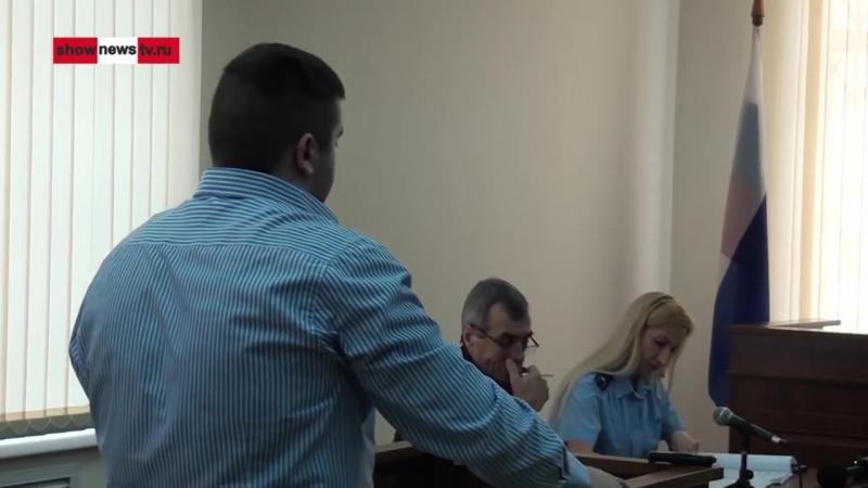[Новости Шеремета Девять с половиной] Дрищ-очкарик проломил череп амбалу с Кавказа