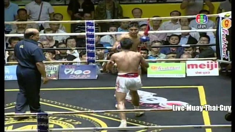 Superbank Mor Ratanabandit vs Sangmanee Sor Tienpo 28th February 2014