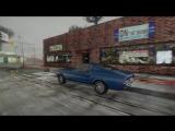 Модер сделал графику в GTA San Andreas в стиле GTA 5.