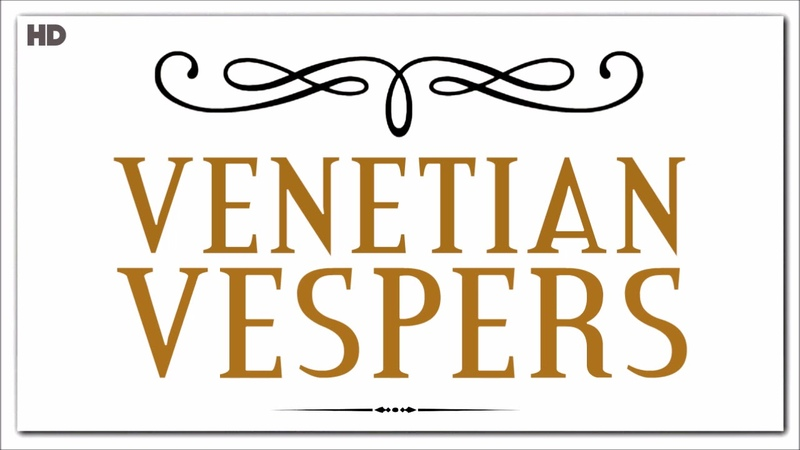 Venetian Vespers | Classical Music | Monteverdi, Rigatti, Grandi, Cavalli