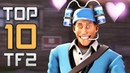 Top 10 TF2 plays - The Very Best of June