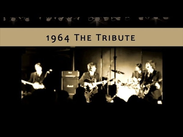 1964 the Tribute -- Beatles -- Liverpool concert!