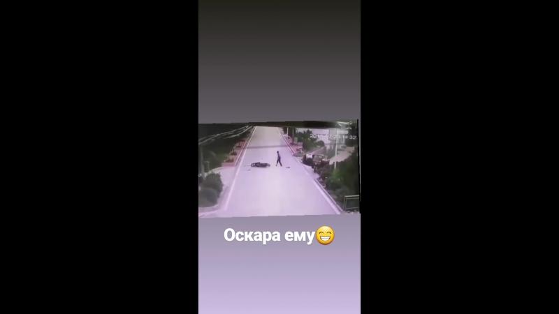 Оскара ему😂