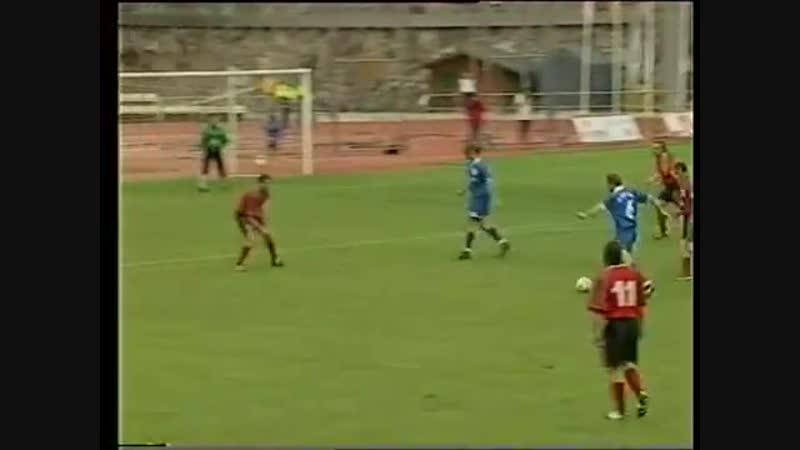 Кубок УЕФА 2002 03 Энкамп Андорра Зенит Россия 0 5