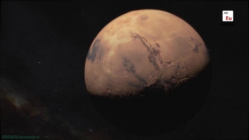 BBC «Лететь ли нам на Марс? Мысли о будущем» (Научно-познавательный, исследования, космос, 2017)