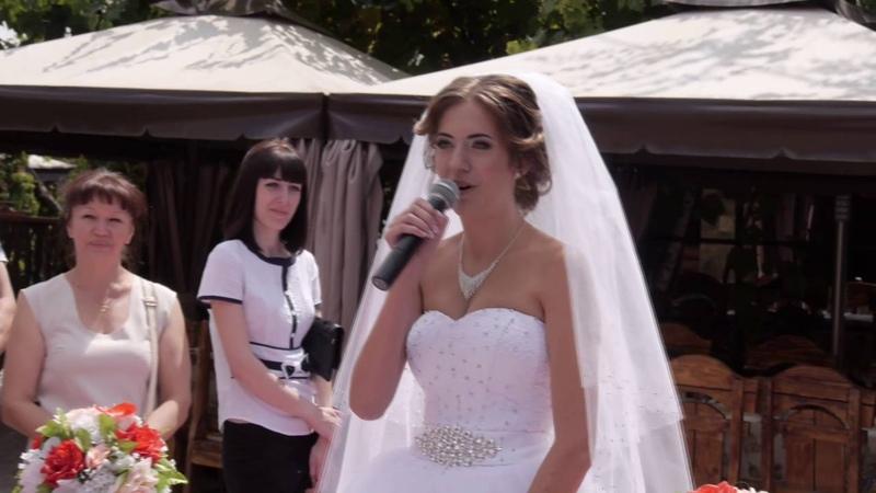 Сбежавшая невеста Невеста читает рэп