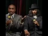 Snoop & Tupac MTV VMAS (1996)