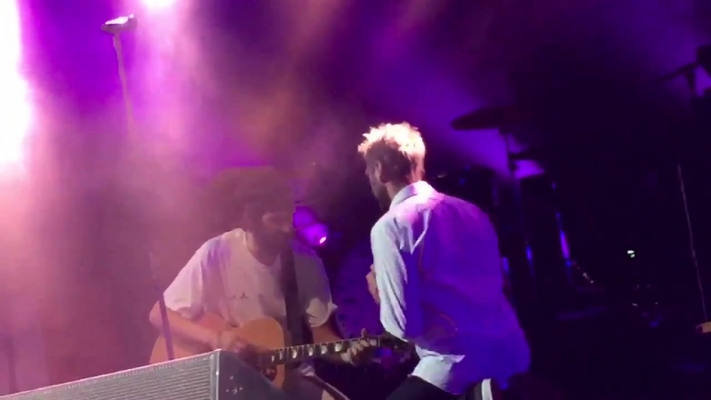 Kasabian - Goodbye Kiss (live snippet at Ferrara Sotto Le Stelle 17.07.18)