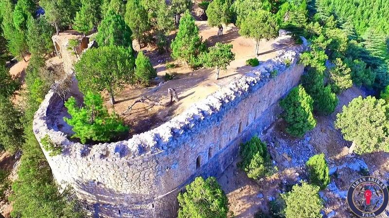İbrahim Paşa Kalesi - Ibrahim Pasha Castle
