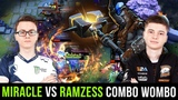 Miracle- Enigma Mid vs RAMZES666 Magnus - Who has the better Wombo Combo