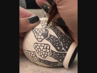 Sage Morgan — Грибная керамика