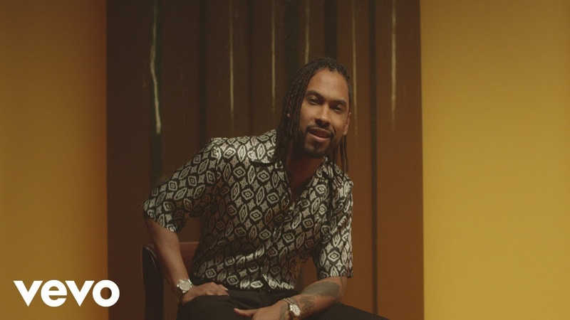 Miguel ft. J. Cole, Salaam Remi - Come Through and Chill