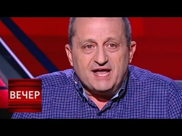 Довольно МЫЧАТЬ НАИВНОСТЬ России удивляет Кедми о ситуации на Украине